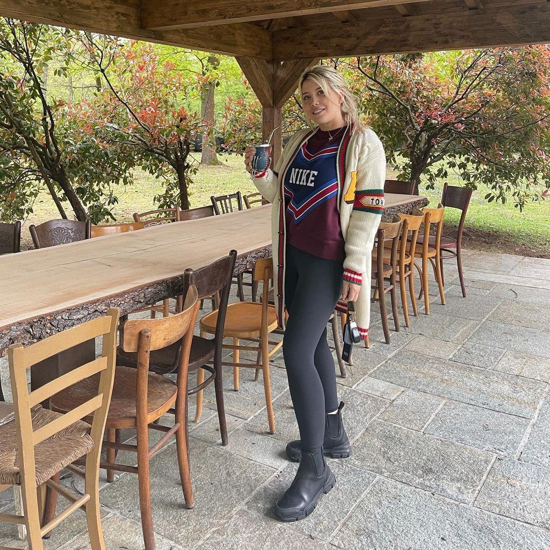 Wanda Nara Comedor Exterior