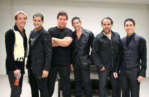 Entre música y anécdotas, los Menudo despiden a Ray Reyes