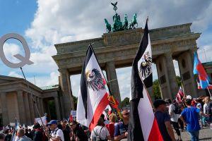 Querdenken, el movimiento antivacunas que está siendo vigilado por la inteligencia en Alemania