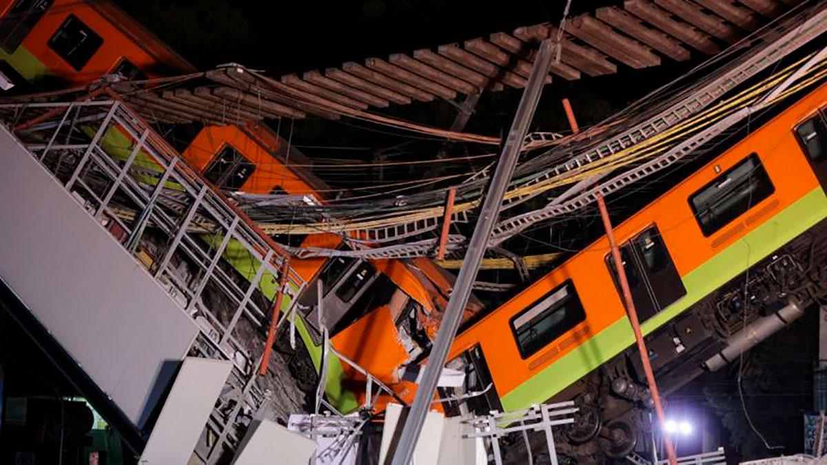 La controvertida historia de la Línea 12 del Metro que colapsó y provocó al menos 23 muertos y 79 heridos en Ciudad de México