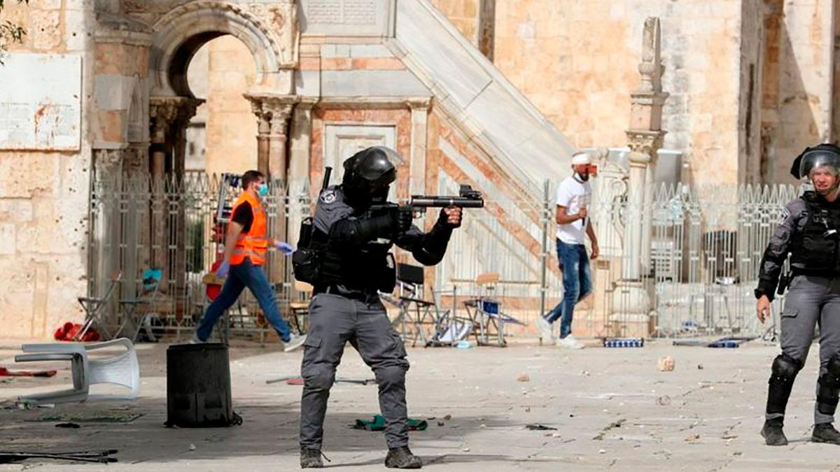 3 claves para entender la escalada de violencia entre palestinos e israelíes en Jerusalén