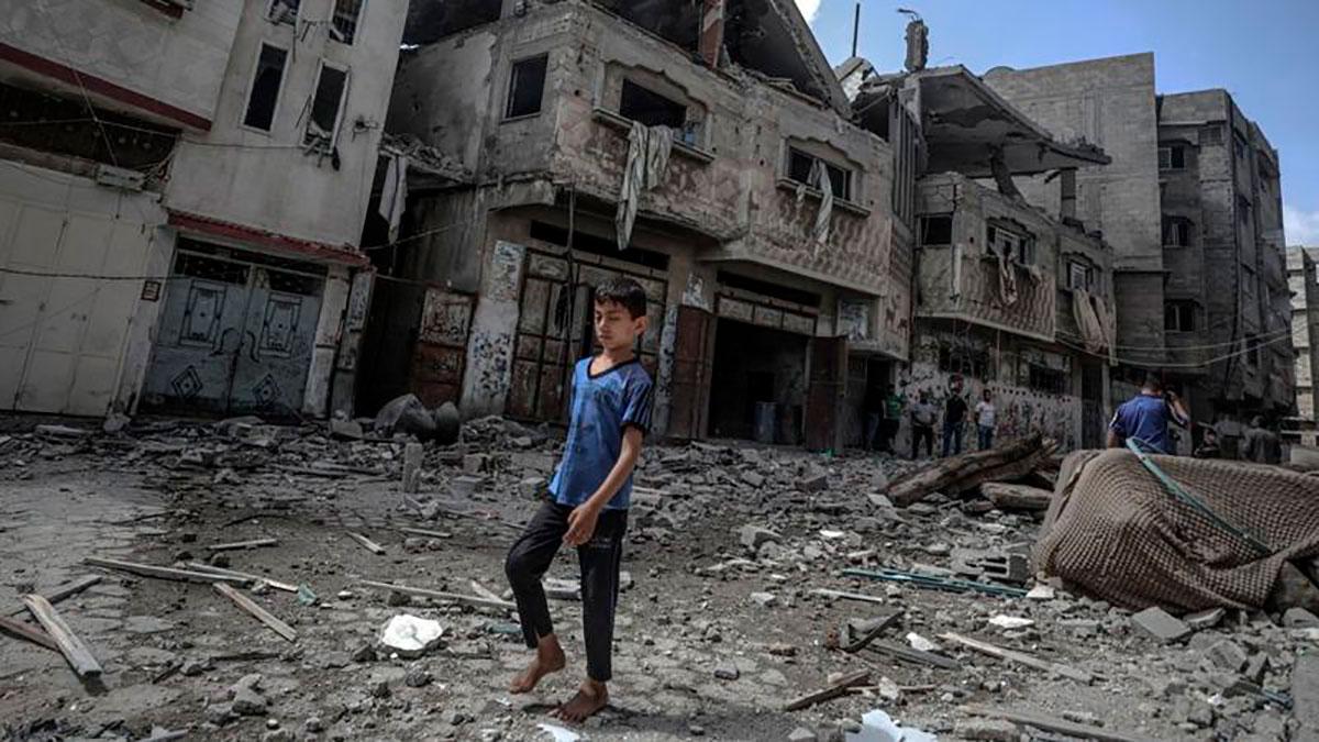 Al menos 63 niños han muerto en Gaza y dos en Israel.