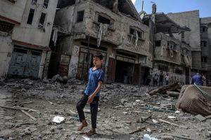 """""""¿Qué hicieron para merecer esto?"""": los niños que han muerto en el conflicto entre israelíes y palestinos"""