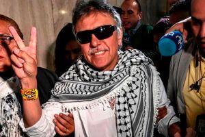Las disidencias de las FARC confirman el fallecimiento del comandante Jesús Santrich, el guerrillero colombiano en territorio venezolano