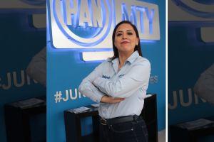"""""""Soy Yolanda Who Cantú"""": candidata del PAN se compara con el Doctor Who"""