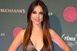 Eiza González es la primera latina en ser embajadora de la marca Bulgari