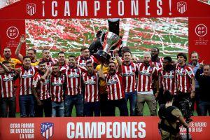 Murió aficionado cuando celebraba el título del Atlético de Madrid