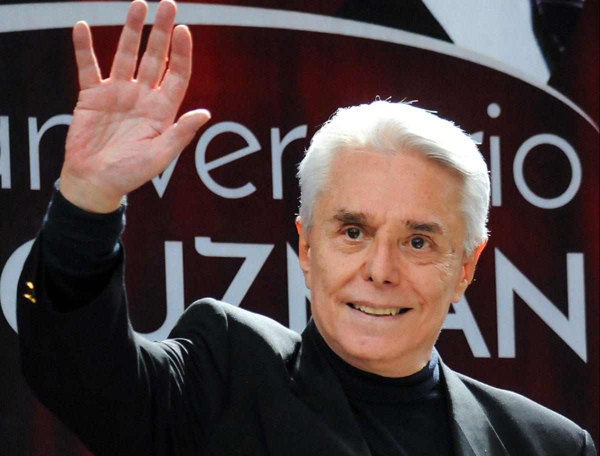 Enrique Guzmán.