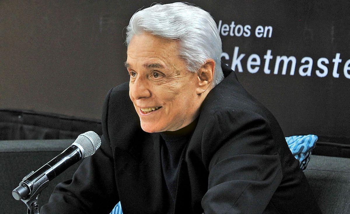 Enrique Guzmán recuerda el día que supuestamente amenazó a Pablo Moctezuma con una pistola
