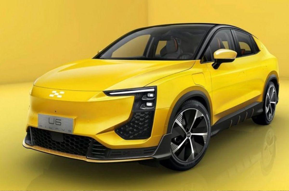 Aiways U6: otro SUV cero emisiones que se suma a la firma china