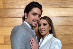 """Alex Fernández y su esposa, Alexia Hernández, desean darle pronto más nietos a """"El Potrillo"""""""