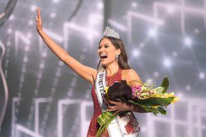 ¿Amigas o Rivales? Andrea Meza revela como es su relación con Miss Peru