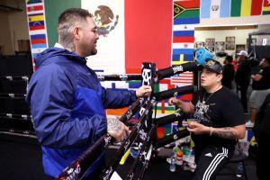 """Eddy Reynoso: """"Andy Ruiz estará listo para buscar otro campeonato en seis meses"""""""
