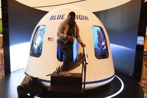 Blue Origin, de Jeff Bezos, lista para viajar al espacio el 20 de julio ¿cuánto costaría un viaje?