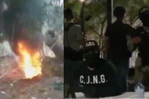 CJNG contra los Pulido: Drones con explosivos habrían caído de casas de inocentes