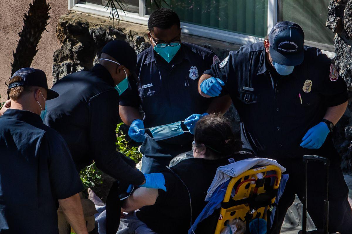 Condado de Los Ángeles no registró ninguna muerte por COVID-19 este domingo