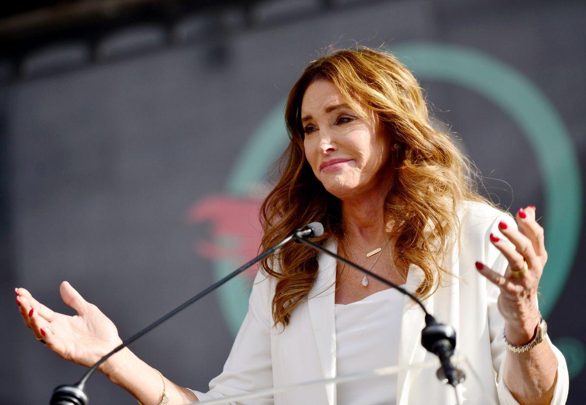 Caitlyn Jenner anuncia inicio de gira en autobús por California