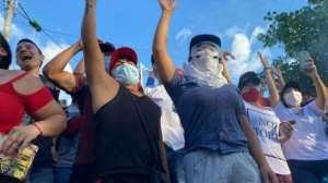 """""""Se metieron con la generación que no tiene nada que perder"""": los """"excluidos"""" de Cali que armaron un fuerte de resistencia y fiesta"""