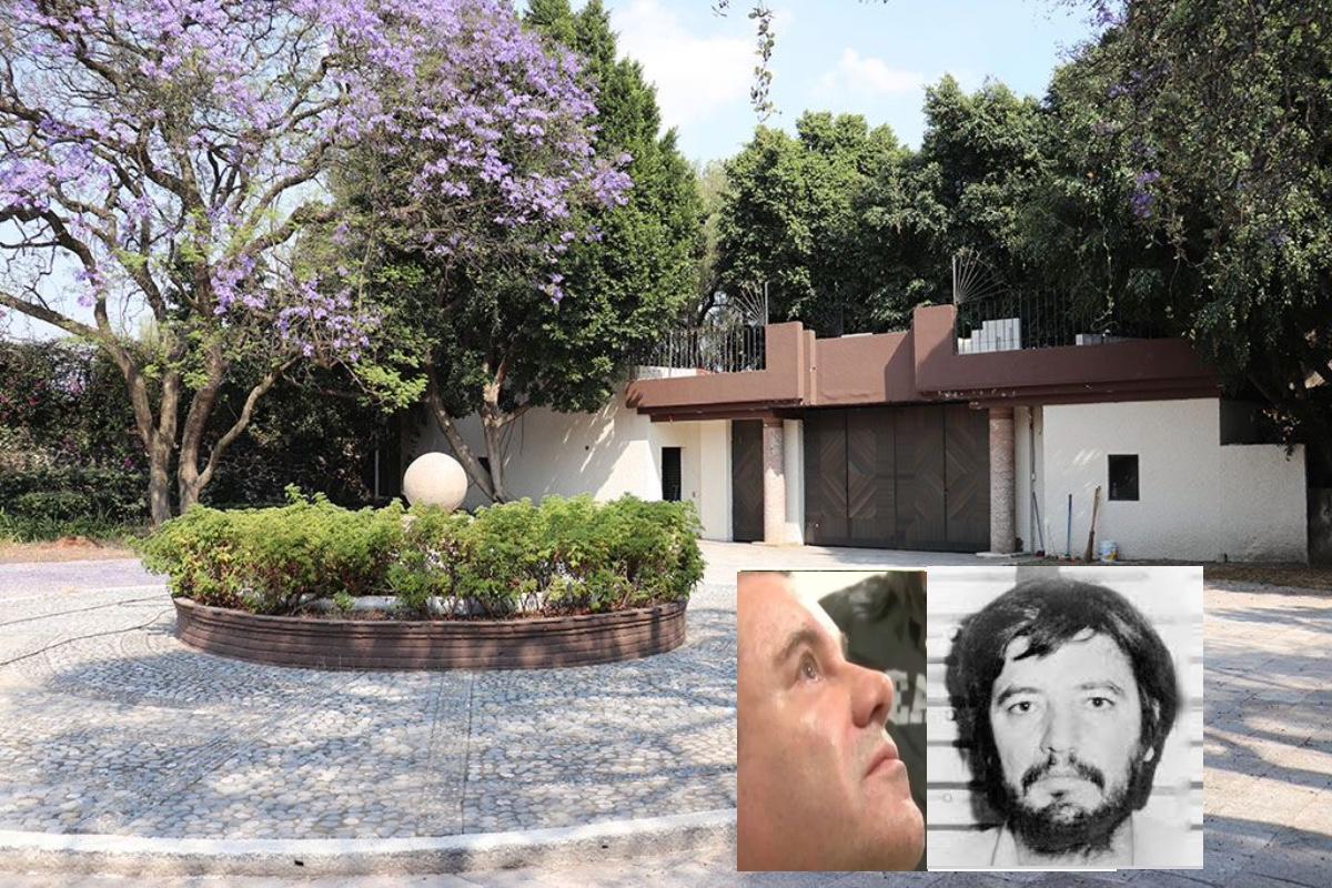 Casa del Chapo Guzmán y millonaria mansión del Señor de los Cielos en rifa de AMLO