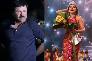 El Chapo Guzmán y su obsesión por Miss Universo