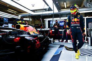 ¡Checo gigante! Sergio Pérez puntúa en Portugal y la F1 lo elige como el mejor piloto de la carrera