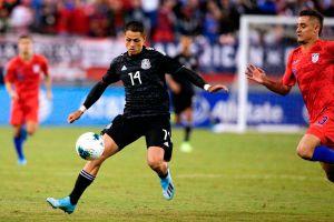 Chicharito marginado: Tata Martino dejó afuera a Javier Hernández del Final Four de la Nations League