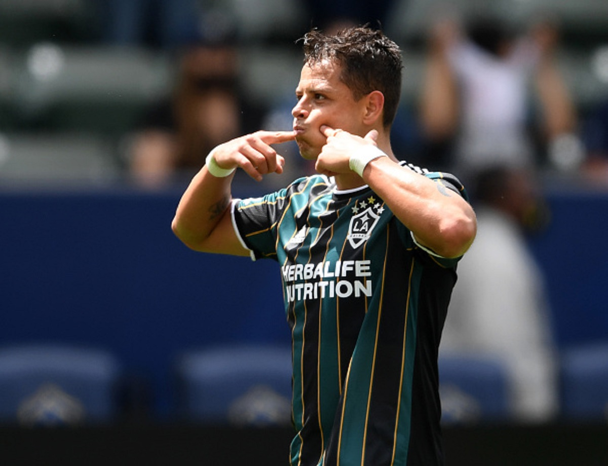 Sigue encendido con el gol: Chicharito marcó por séptima vez y es el líder de goleo en la MLS
