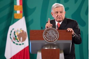 """AMLO confirma la visita a México del Director de la CIA, William J. Burns, y dice que será """"bien recibido"""""""