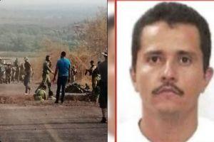 El Mencho cumple amenaza; narcos emboscan a soldados mexicanos y matan a 2