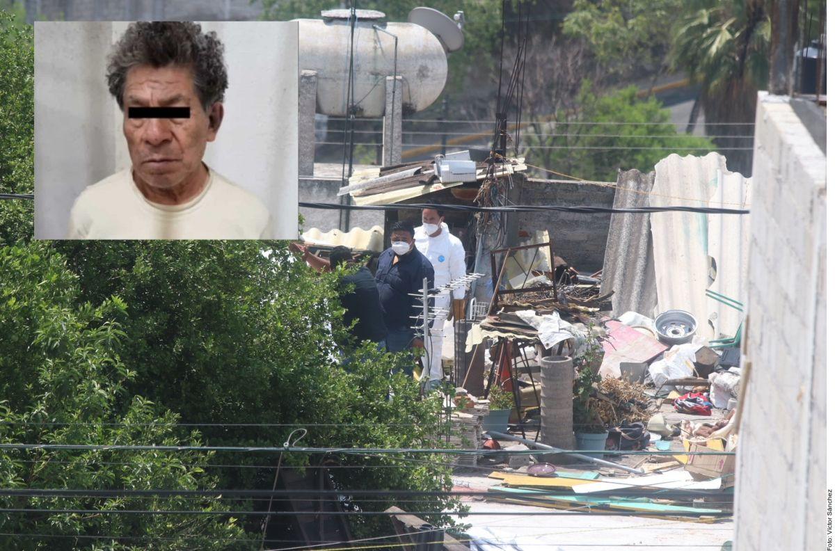 Feminicida de Atizapán de 72 años confiesa haber matado a 30 personas
