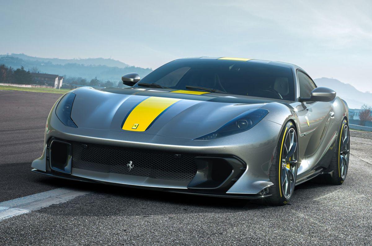Ferrari 812 Competizione: simplemente el V12 más potente de la historia