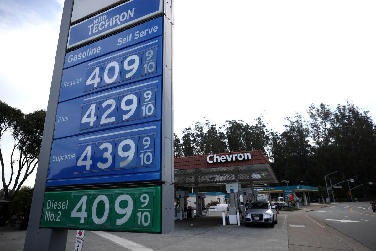 Sigue aumentando el precio de la gasolina en los condados de Los Ángeles y Orange
