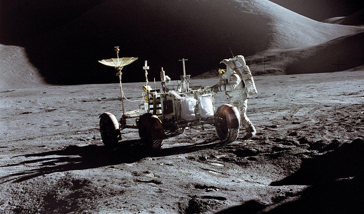 General Motors y Lockheed Martin fabricarán el próximo vehículo lunar para la misión de la NASA del año 2024.