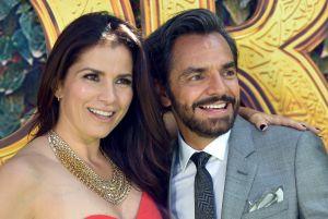 Eugenio Derbez y Alessandra Rosaldo tuvieron que acudir a terapia de pareja