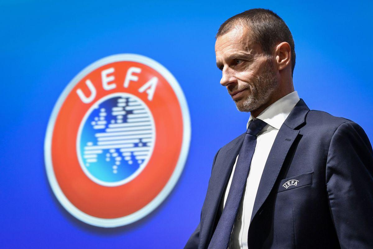 El presidente de la UEFA Aleksander Ceferin, ha anunciado sanciones contra los fundadores de la Suerliga.