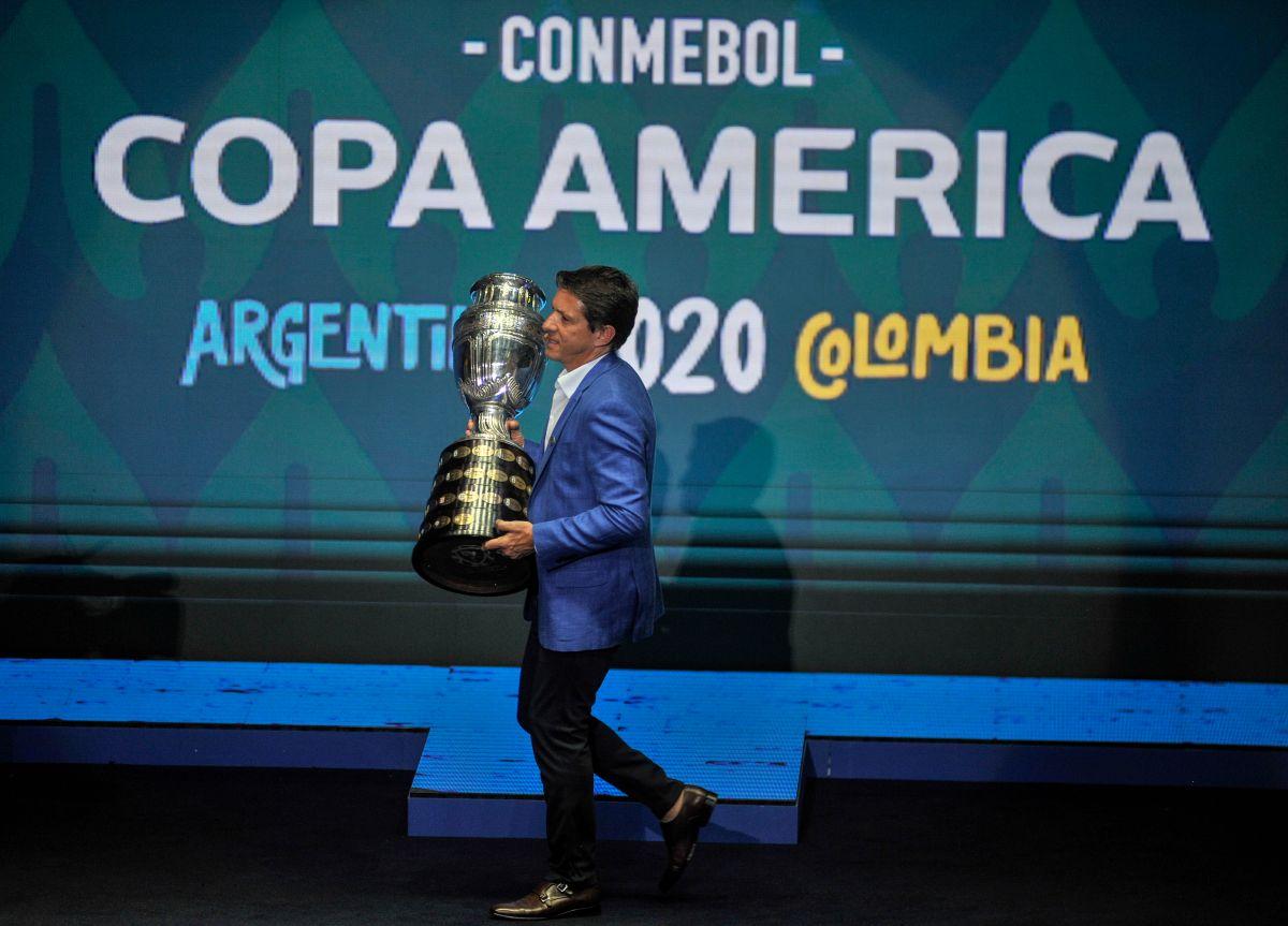 La noche de este domingo Argentina confirmó que no será sede de la Copa América por la contingencia sanitaria.