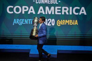 La Copa América se jugará en Brasil