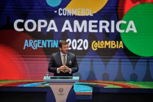 Suspenden la Copa América en Argentina