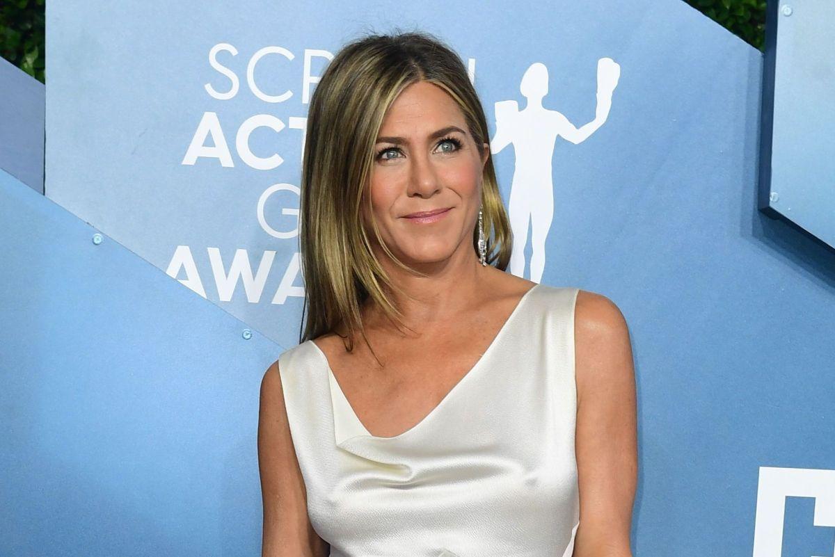 Jennifer Aniston de 52 años.