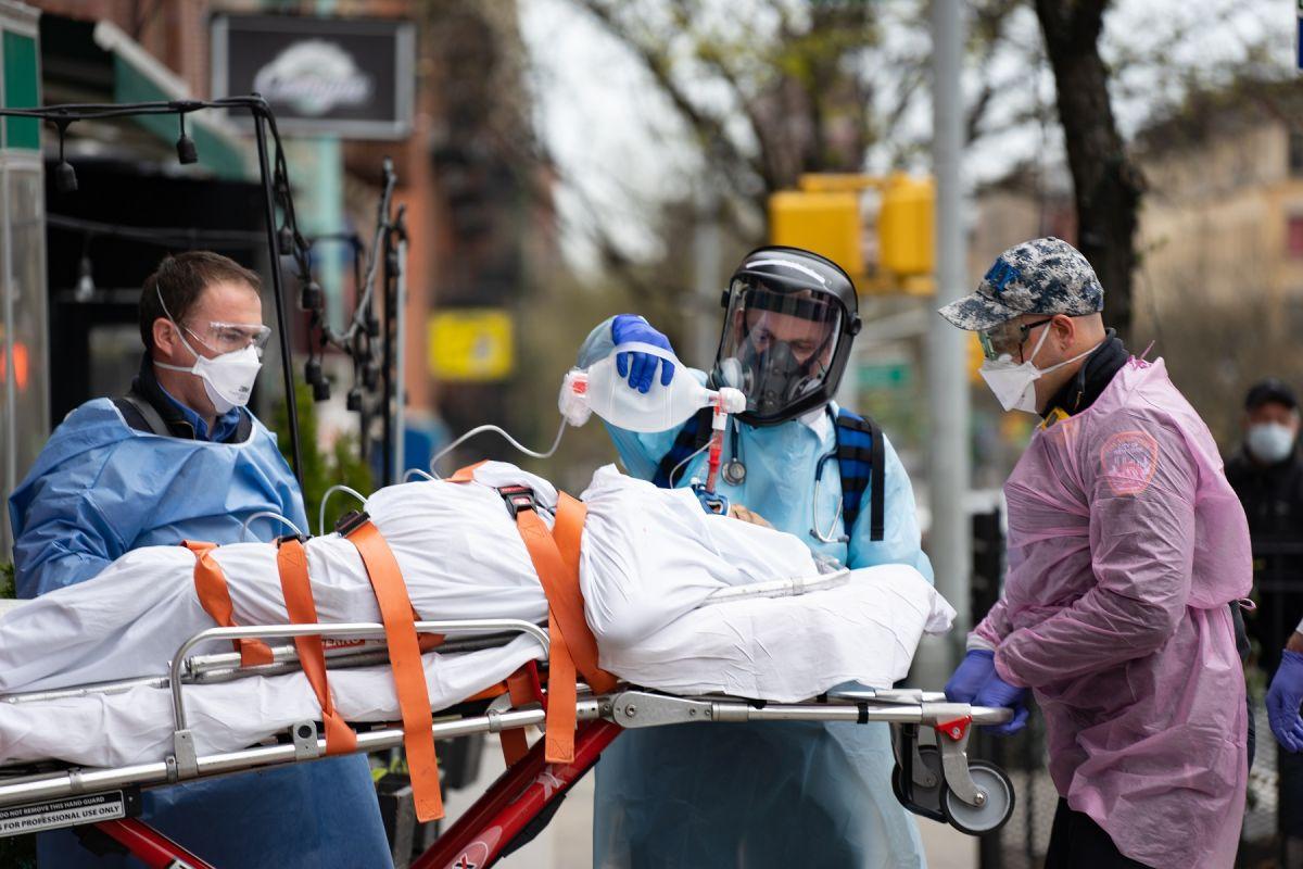 Biden destinará $7,000 millones de dólares para capacitar y contratar personal de salud para enfrentar la pandemia Covid-19