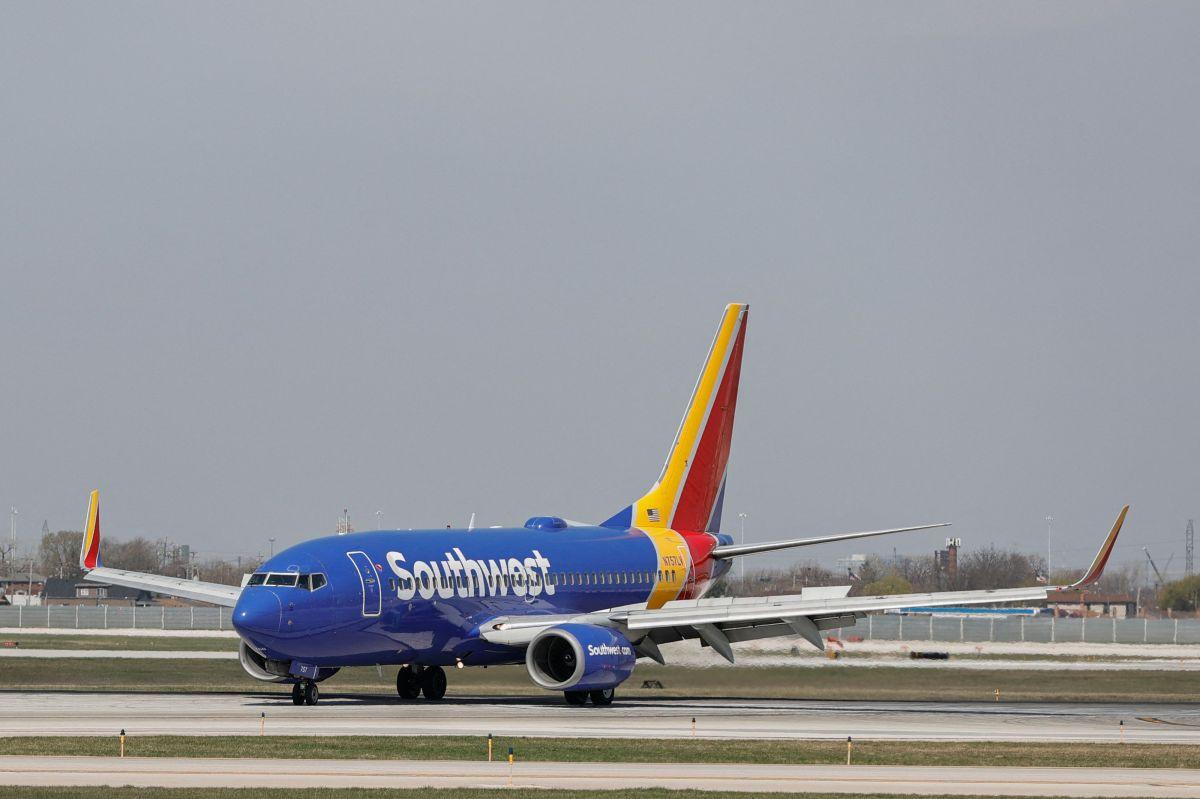 El violento incidente ocurrió luego que un avión de Southwest aterrizó en San Diego.