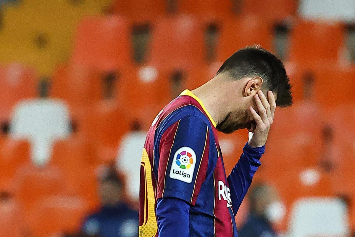 LaLiga abre expediente a Messi por almuerzo que organizó