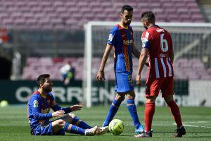 El mensaje de Koke al presidente del Barcelona para que Messi llegue gratis al Atlético de Madrid