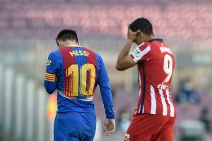 Luis Suárez repartió indirectas al FC Barcelona