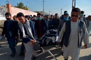 Autoridades de Afganistán elevan a 85 el número de muertos por el atentado contra una escuela femenina en Kabul