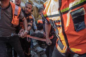 Más de 200 muertos deja conflicto israelí-palestino al cumplirse una semana del inicio de la escalada bélica