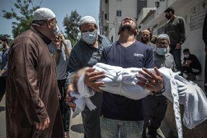 Conflicto en Franja de Gaza deja más de 180 muertos; israelíes y palestinos se acusan mutuamente ante la ONU