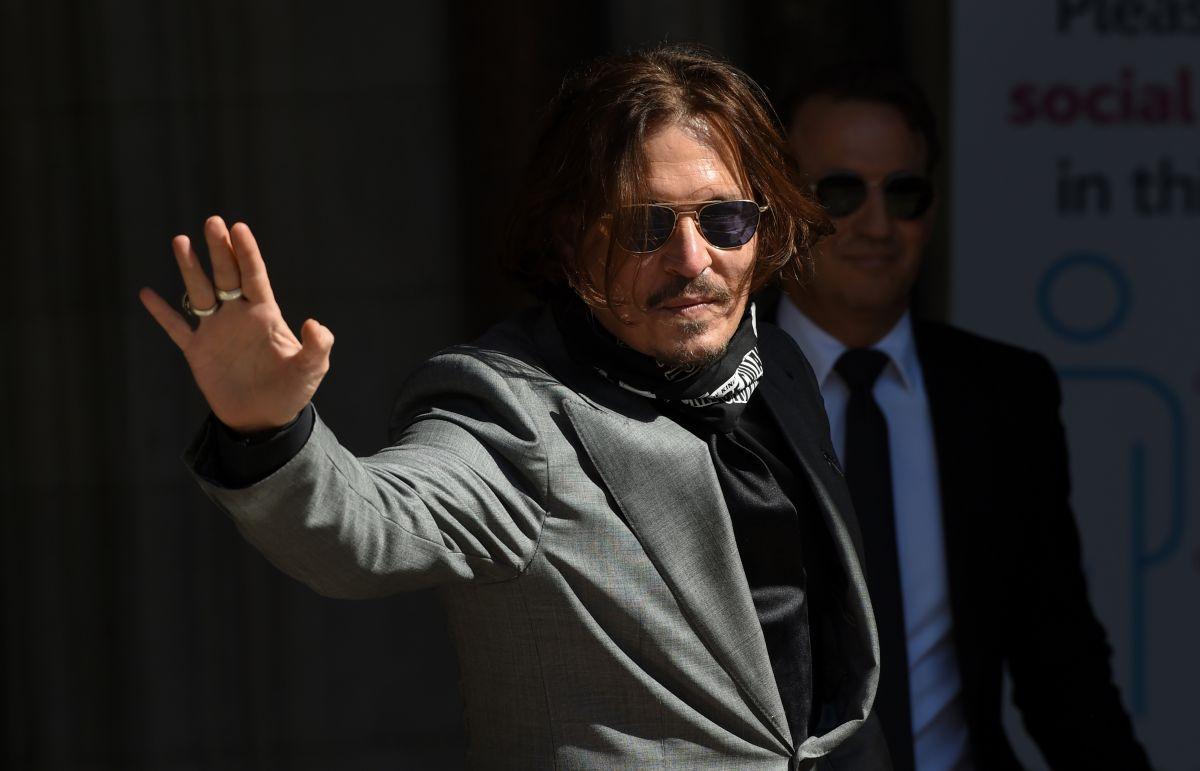 La cronología de la mala racha de Johnny Depp