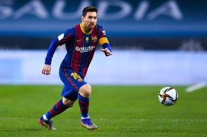 Una camiseta de Messi recaudó más de $11,000 dólares en subasta