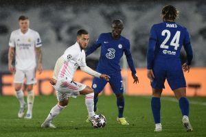 Hazard se ríe tras la eliminación del Madrid y explota la ira de los fanáticos